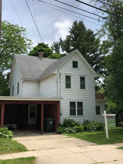 Sun Prairie Single Family Home For Sale: 211 South St