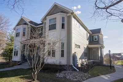 Sun Prairie Condo/Townhouse For Sale: 521 E Main St