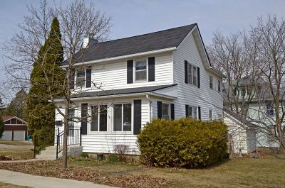 Mount Horeb Single Family Home For Sale: 200 Forest St
