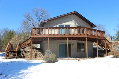 Wisconsin Dells Single Family Home For Sale: 1060 Gale Dr