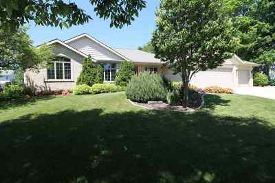 Rock County Single Family Home For Sale: 3531 Cricketeer Dr