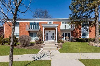 Madison Condo/Townhouse For Sale: 4514 Hammersley Rd #4