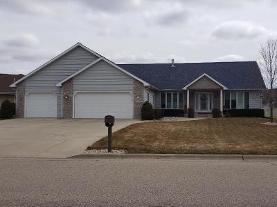 Rock County Single Family Home For Sale: 4298 Huntinghorne Dr