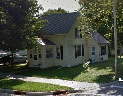 Cambridge Single Family Home For Sale: 313 W Water St