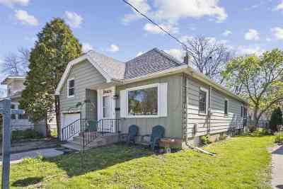 Madison Single Family Home For Sale: 425 Powers Ave
