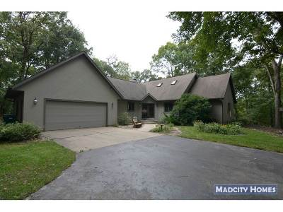 Rock County Single Family Home For Sale: 6341 N St Andrews Dr