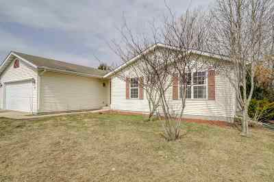 Dane County Single Family Home For Sale: 610 Woodberry St