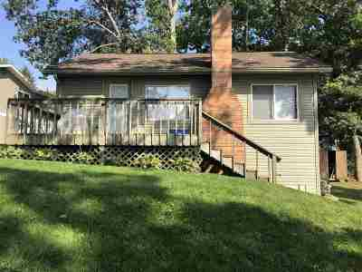 Merrimac WI Single Family Home For Sale: $119,900