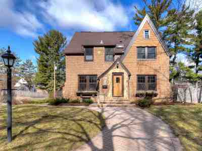 Madison Single Family Home For Sale: 4142 Nakoma Rd