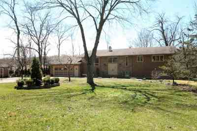 Rock County Single Family Home For Sale: 4633 N River Rd