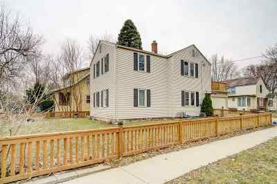 Middleton Multi Family Home For Sale: 7003 Elmwood Ave