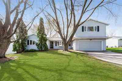 Fitchburg Single Family Home For Sale: 4513 Jenewein Rd
