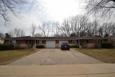 Deerfield Multi Family Home For Sale: 215-217 Washburn Rd