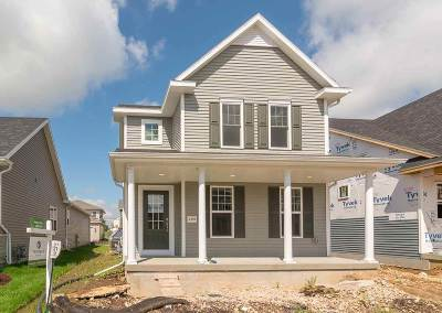 Fitchburg Single Family Home For Sale: 2893 Bulwer Ln