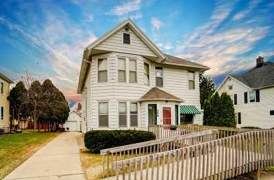 Stoughton Multi Family Home For Sale: 209 S Franklin St