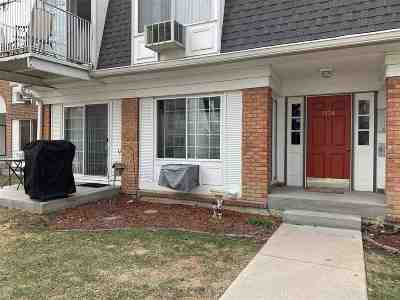 Middleton Condo/Townhouse For Sale: 2134 Allen Blvd #2