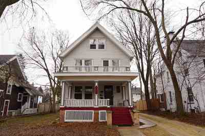 Madison Multi Family Home For Sale: 1719 Chadbourne Ave