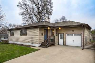 Madison Single Family Home For Sale: 485 Hilltop Dr