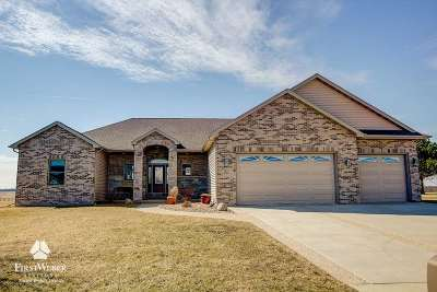Rock County Single Family Home For Sale: 3610 Eagles Ridge Dr