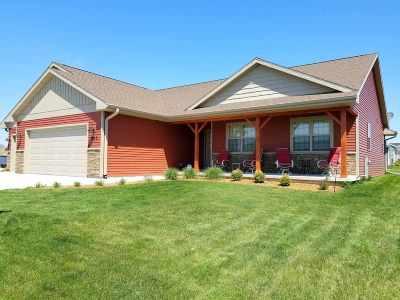 Evansville Single Family Home For Sale: 648 Badger Dr