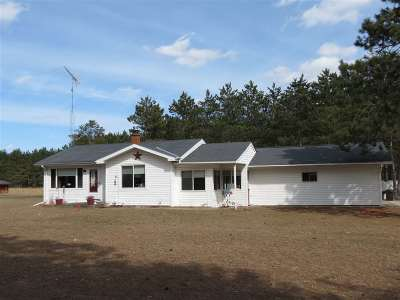 Friendship Single Family Home For Sale: 1268 Hwy 13