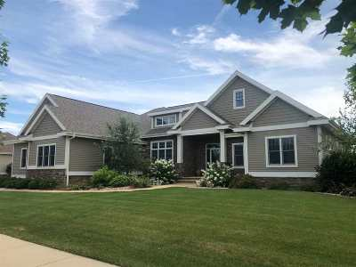 Waunakee Single Family Home For Sale: 1638 Bellewood Dr