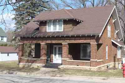 Iowa County Single Family Home For Sale: 47 N Iowa St
