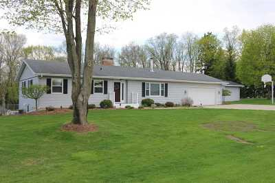 Oregon Single Family Home For Sale: 2184 Fitchburg Rd