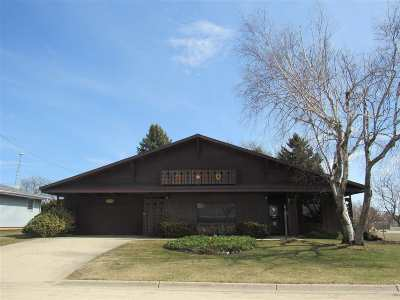 Green County Single Family Home For Sale: 726 29th Ave