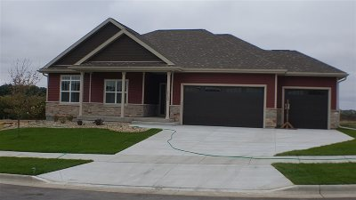 Sun Prairie Single Family Home For Sale: 2150 Baptisia Pass