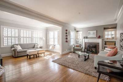 Madison Single Family Home For Sale: 310 Campbell St