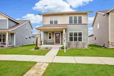 Verona Single Family Home For Sale: 9346 Harvest Moon Ln