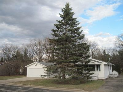 Adams WI Single Family Home For Sale: $82,500