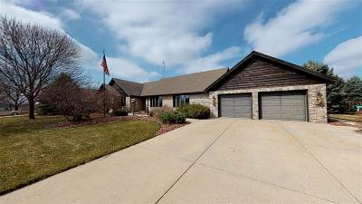 Walworth County Single Family Home For Sale: 1694 Turtle Mound Ln