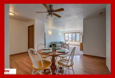 Fitchburg Condo/Townhouse For Sale: 4515 Thurston Ln #D