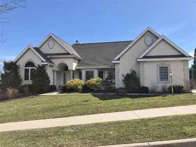 Madison Single Family Home For Sale: 805 Swallowtail Dr