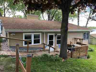 Dodge County Single Family Home For Sale: N5212 Wildcat Rd