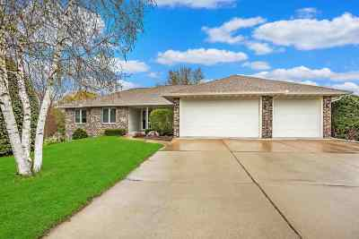 Cottage Grove WI Single Family Home For Sale: $390,000
