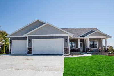 Evansville Single Family Home For Sale: 23 N Windmill Ridge Rd
