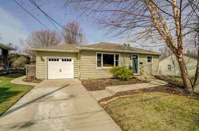 Dane County Single Family Home For Sale: 506 Orchard Dr