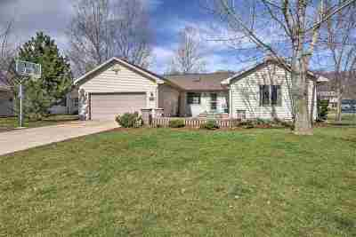 Cottage Grove Single Family Home For Sale: 217 Dentaria Dr
