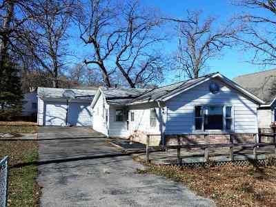 Edgerton Single Family Home For Sale: 1745 E Road 4