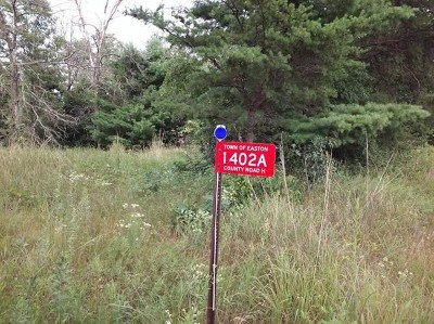 Wisconsin Dells Residential Lots & Land For Sale: 1402 A County Road H