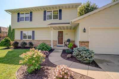 Dane County Single Family Home For Sale: 2319 Essex Dr
