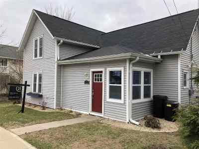 Pardeeville Single Family Home For Sale: 104 S Main St
