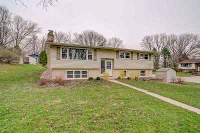 Fitchburg Single Family Home For Sale: 4502 Sentinel Pass