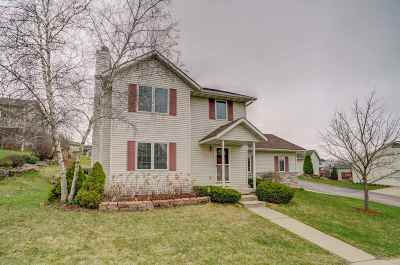 Madison Single Family Home For Sale: 6401 Urich Terr