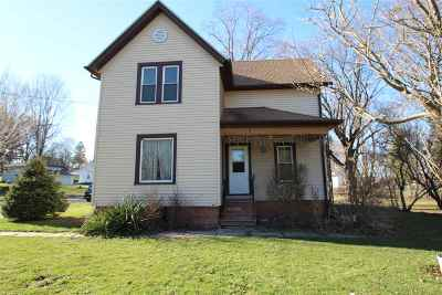 Jefferson County Single Family Home For Sale: 815 Wisconsin Dr