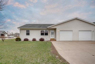 Iowa County Single Family Home For Sale: 310 Dalogasa Dr