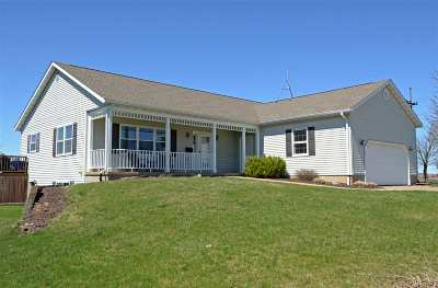 Iowa County Single Family Home For Sale: 601 5th Ave